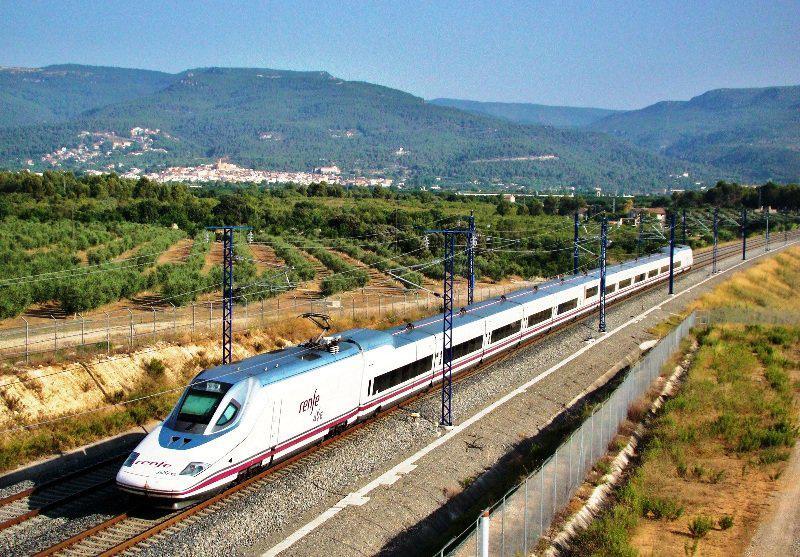Renfe Train, Spain