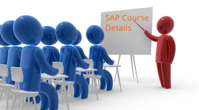 SAP Course: Overview, Eligibility, Duration and Fee structure