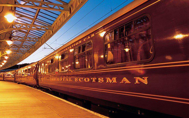 royal scotsman exterior