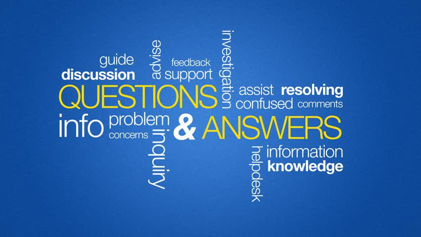 ANSWER PROBLEM QUESTIONS