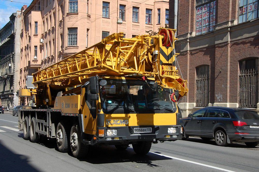Reasons Why One Should Go for Crane Hire Services