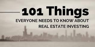 Real Estate 101