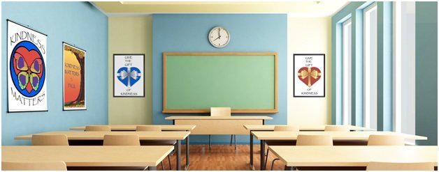 Classroom decoration posters