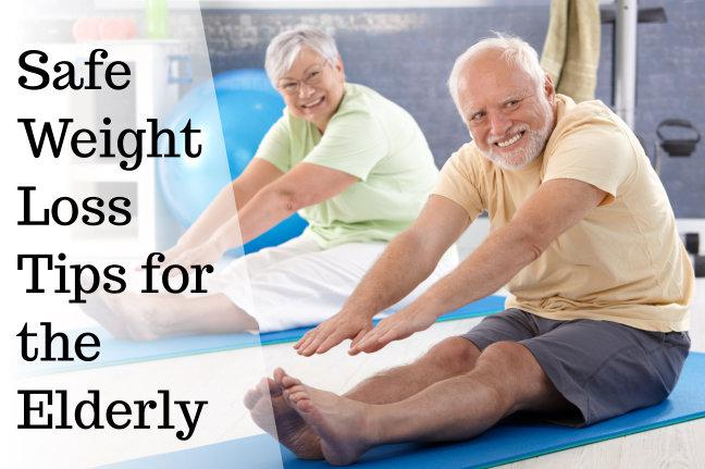 Amazing Weight Loss Tips for the Elderly