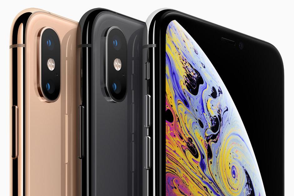 iPhone XR, XS, XS