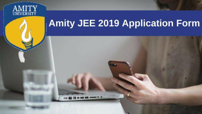 Amity JEE Online Application to Commence in October, Know Details About the Exam