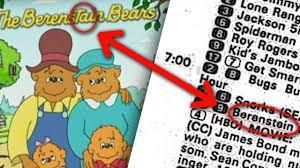 The Berenstein Bears