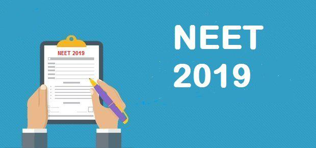NEET 2019 Counselling Schedule