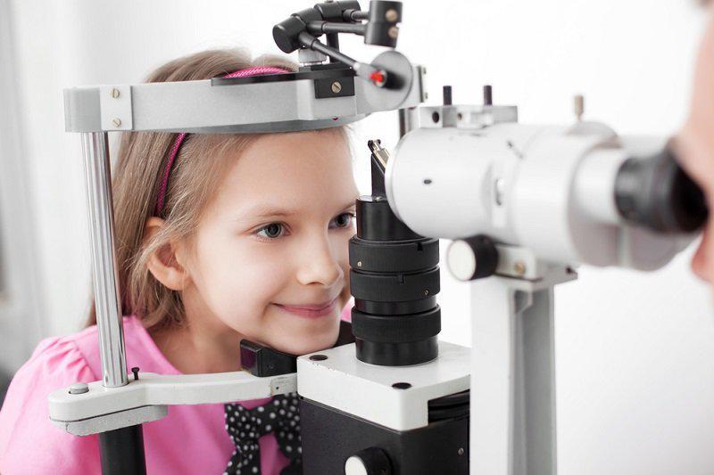 Children's optometrist