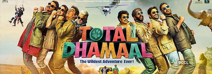 Total Dhammal
