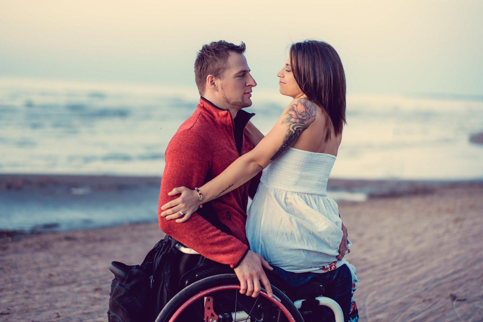 wheelchair dating in UK