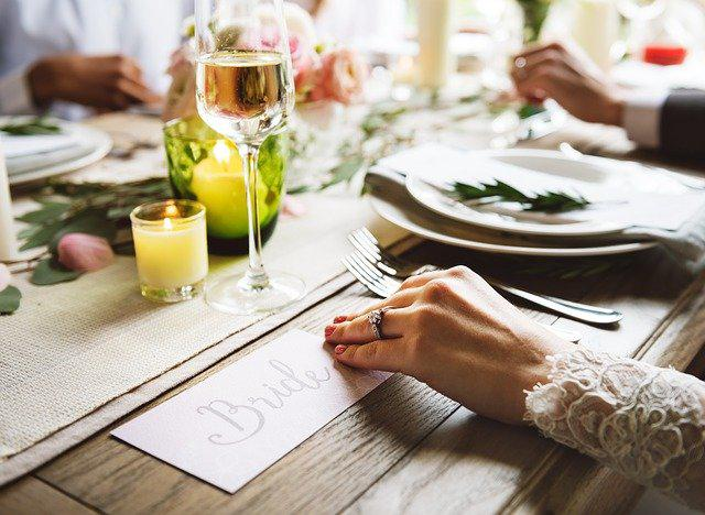 food ideas for a frugal wedding