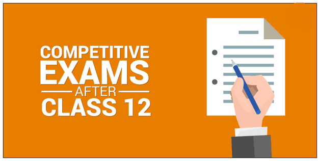 List-of-Copetitive-Exam-after-12th