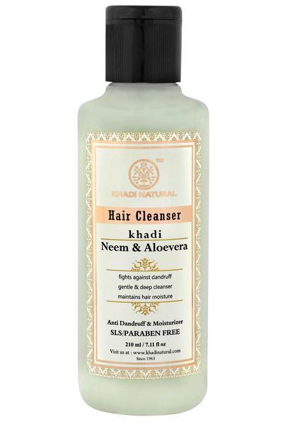 Neem & Aloevera Herbal Cleanser- SLS & Paraben Free