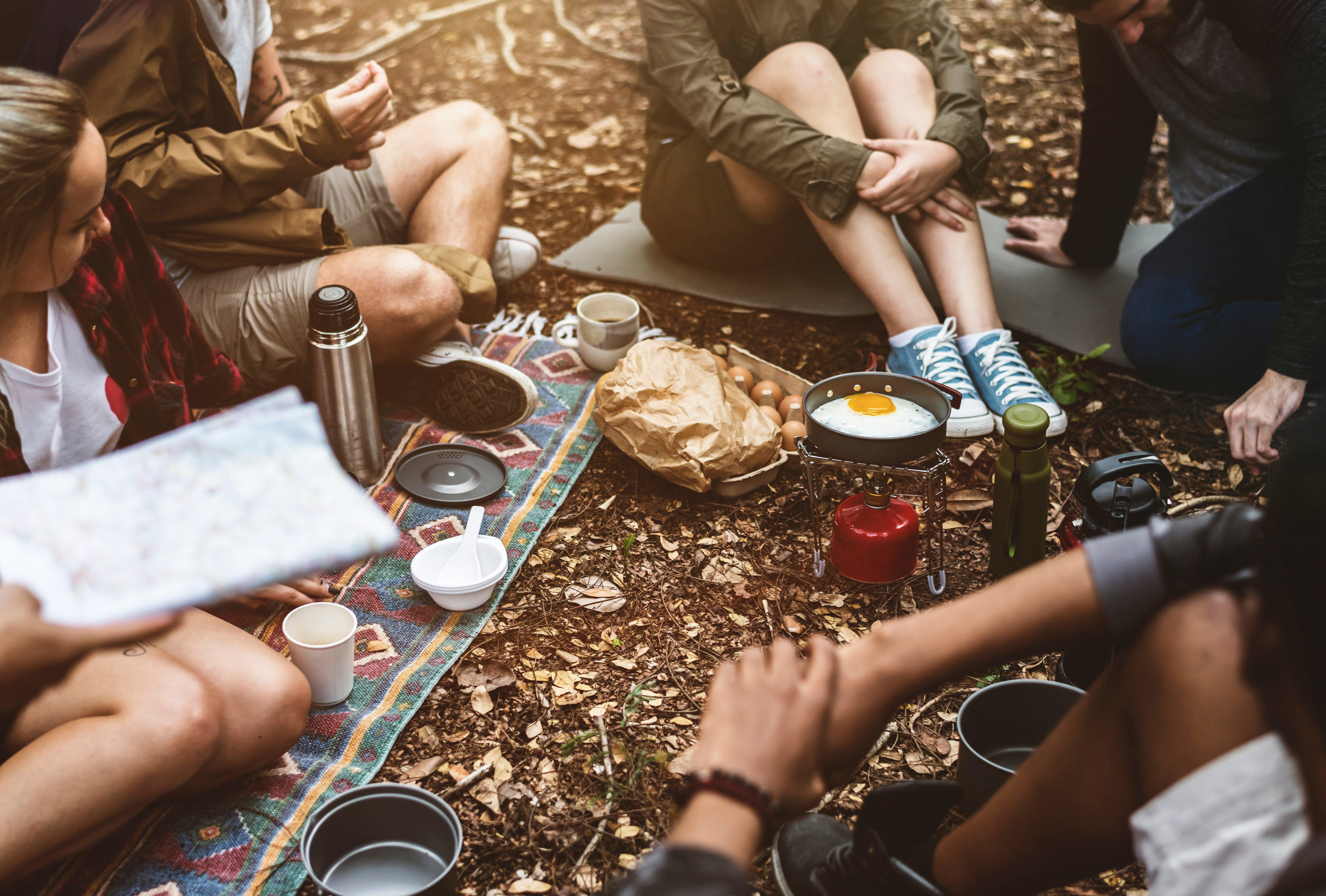 6 Steps for Planning a Family Camping Trip
