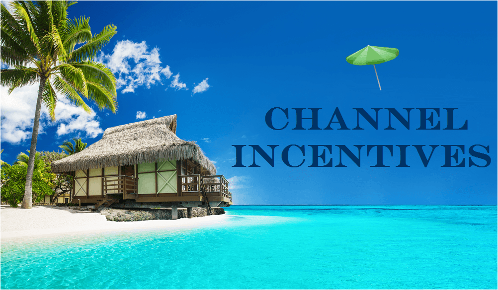 Channel Incentives
